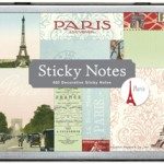 Today's Obsession: Paris Post-Its