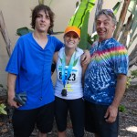 13.1 Miles Later…