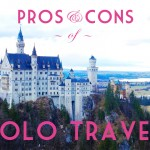 Ridin' Solo: 5 Pros and Cons of Solo Travel
